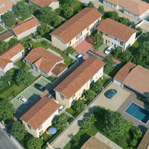 Les Villas du Vieux Bourg